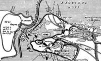 Оборона Таманского полуострова