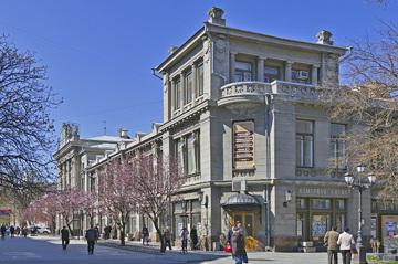 Театры в Симферополе