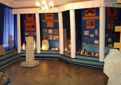 Темрюкский историко-археологический музей