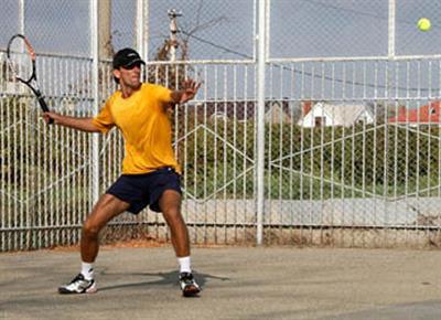 Теннис в Анапе