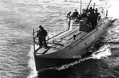 Торпедный катер погибший в р-не Анапы