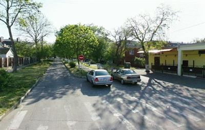 Улица Гоголя в Анапе