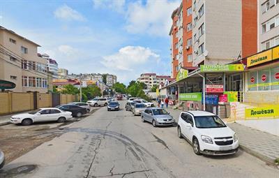 Улица Промышленная в Анапе