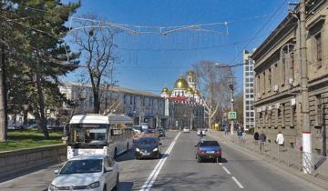 Улицы Симферополя