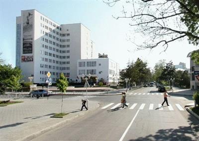 Улица Черноморская в Анапе