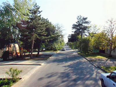 Ул. Тургенева в Анапе