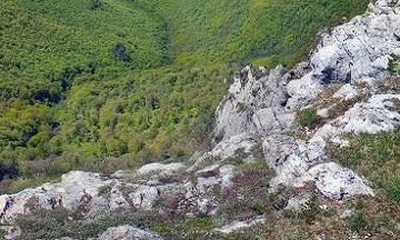 Ущелье Хапхал в Крыму