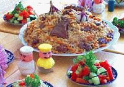 Узбекская кухня в Анапе