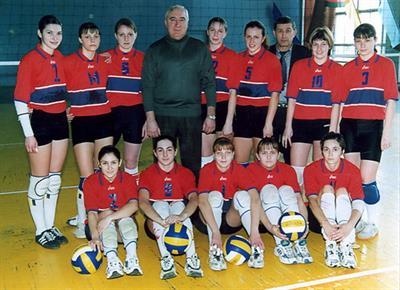 Волейбол в Анапе