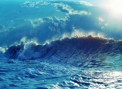 Волны Черного моря