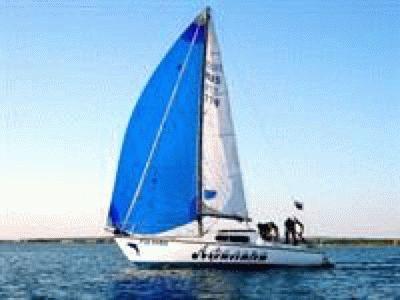 К вашим услугам парусная яхта «Афалина» в Анапе