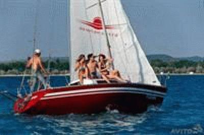 Яхты «Браво» и «Командор» в Анапе