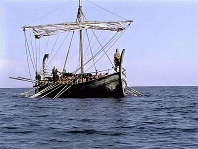 Ясон и аргонавты с анапских берегов