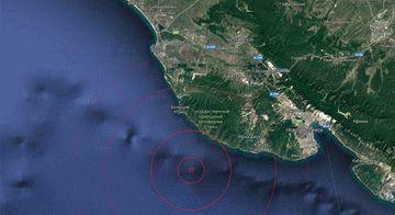 Землетрясение в Анапе