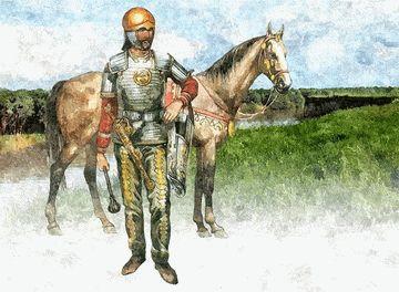 Железный век на Кубани