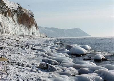 Зима в Анапе