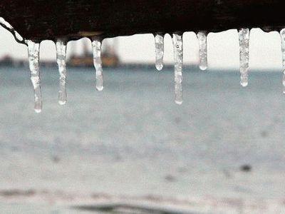 Фото Анапы в январе