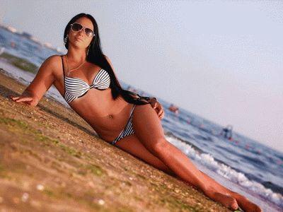 Фото девушек на море в Анапе