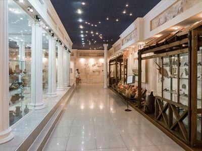 Фото музея Горгиппия в Анапе