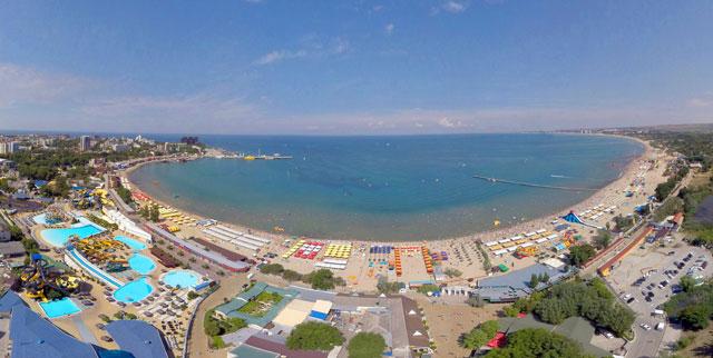 Виртуальные панорамы курорта Анапа