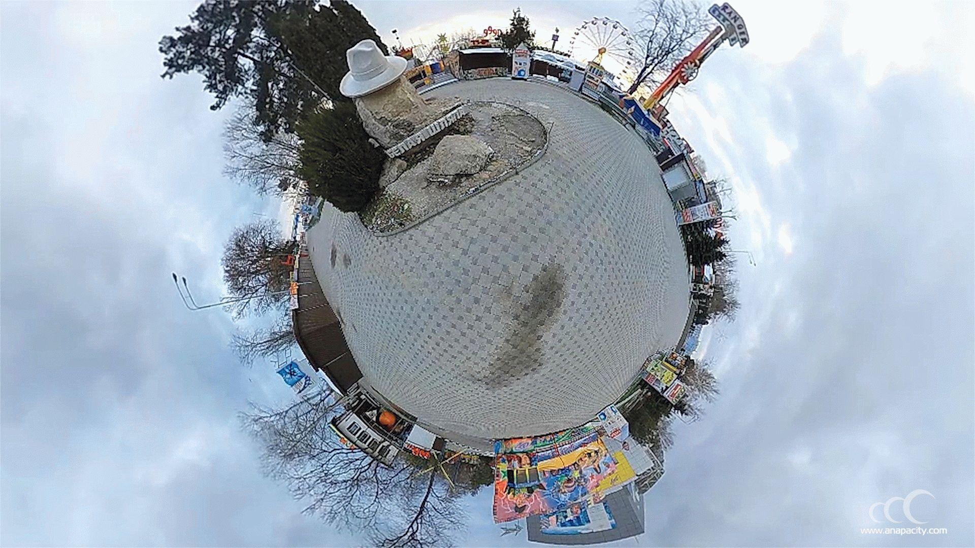 Анапа - Маленькая планета