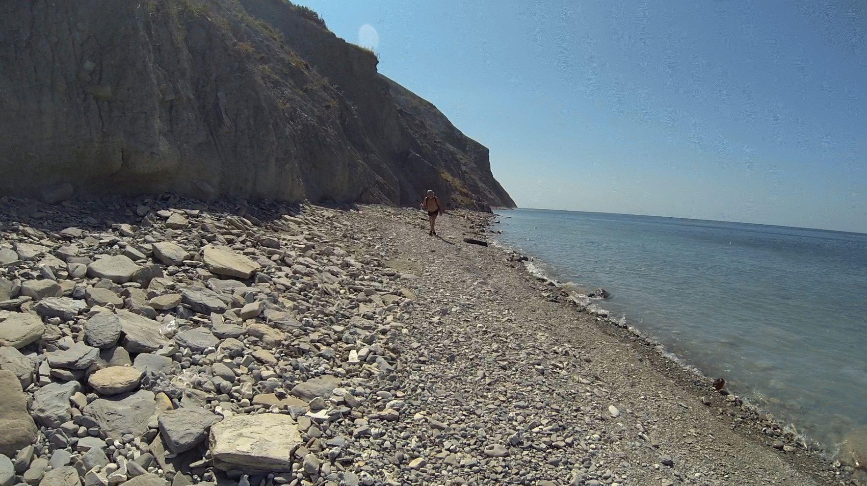 Пляж 800 ступеней