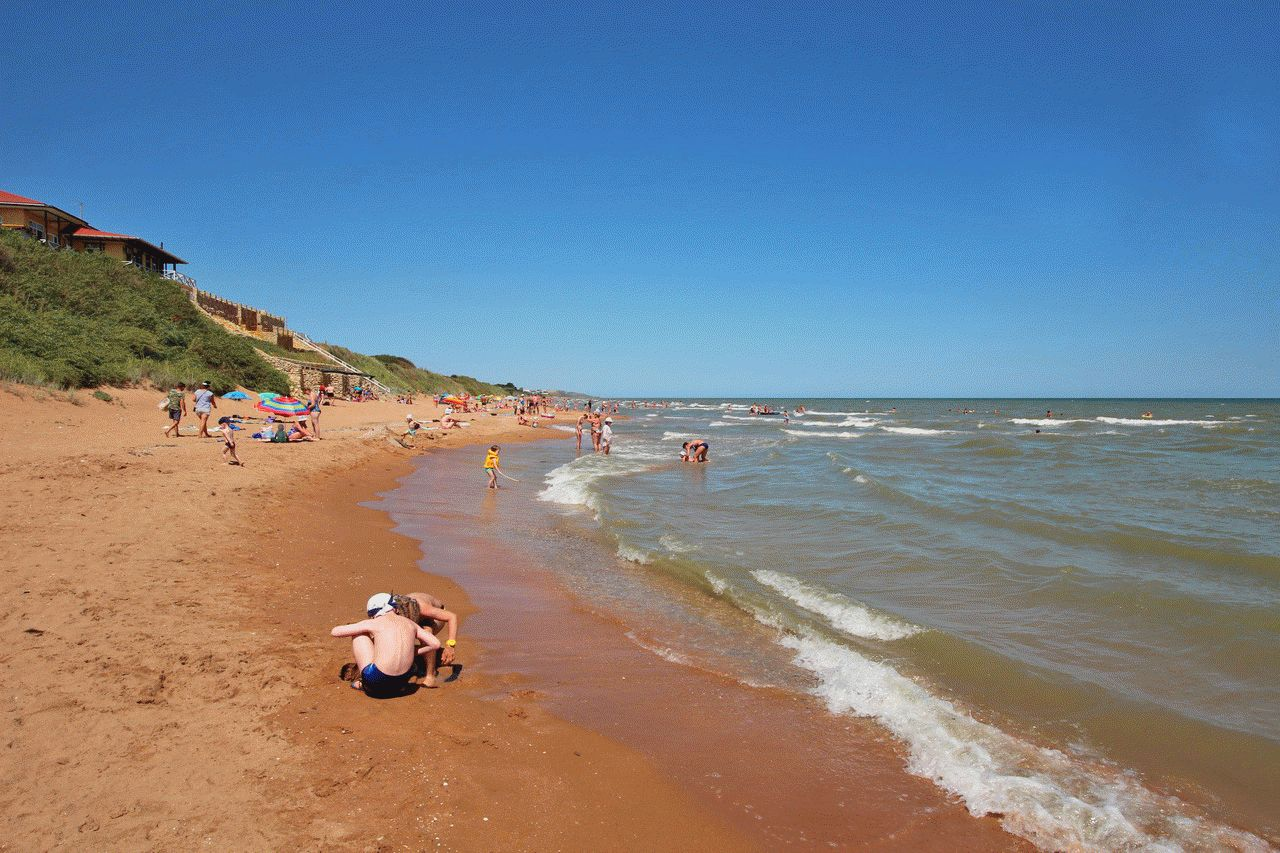 Польза Азовского моря