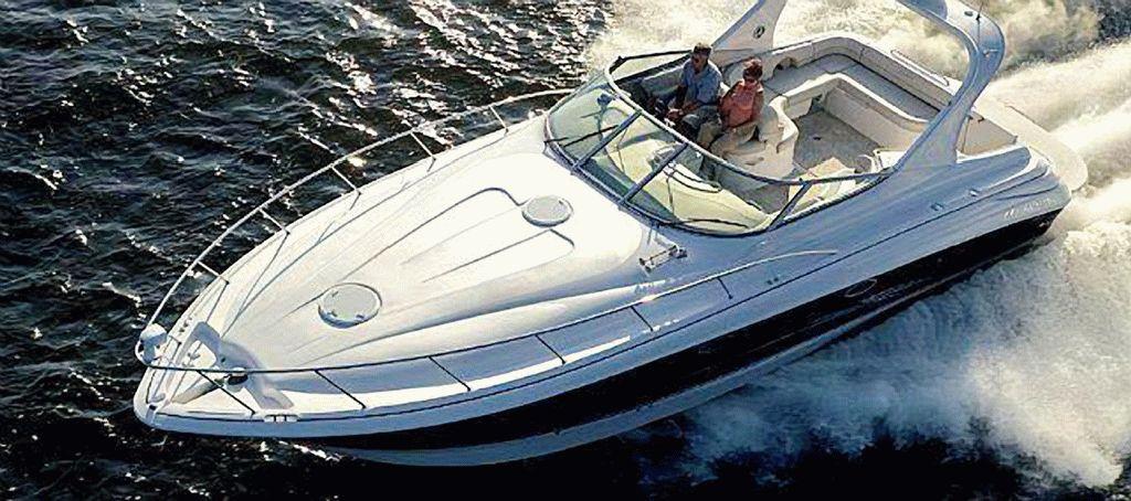 Моторная яхта Larson 370 Cabrio в Анапе