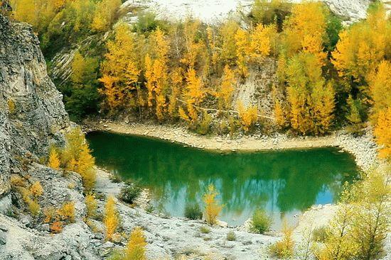 Озера в Адыгее