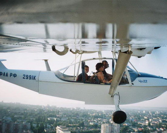 Туристические полеты