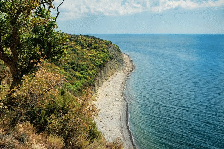 картинки берега анапы петроградской