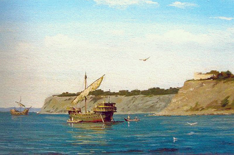 Анапа - путешествие в прошлое