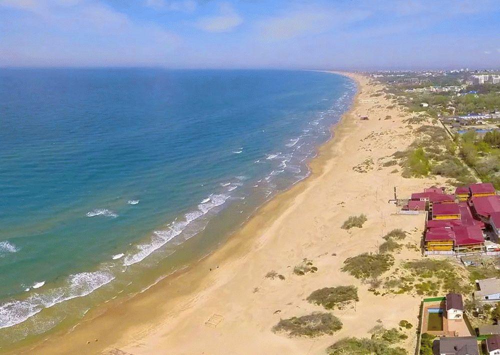 Анапа пляж джемете фото