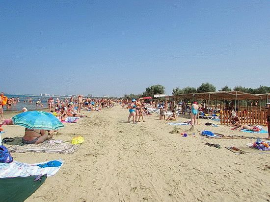 Пляжи курорта Анапы