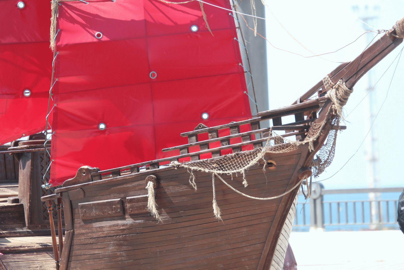 Кораблик с алыми парусами