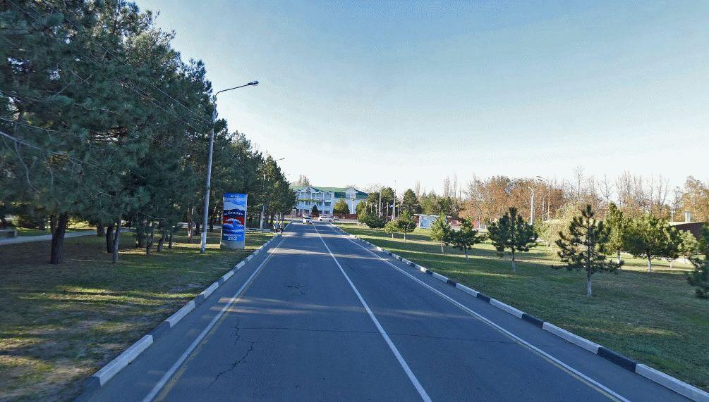 Проспект в Анапе