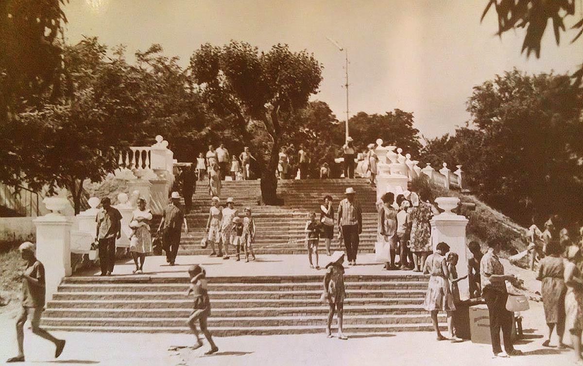 Анапа во времена Советской власти