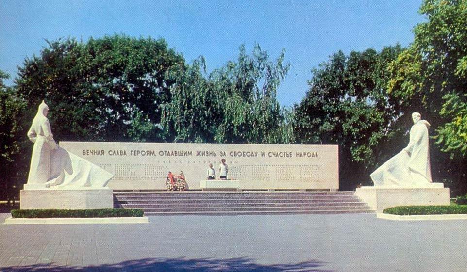 Анапа в годы Великой Отечественной войны