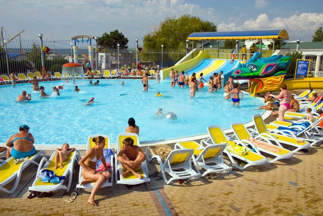 Аквапарки черноморского курорта Анапа