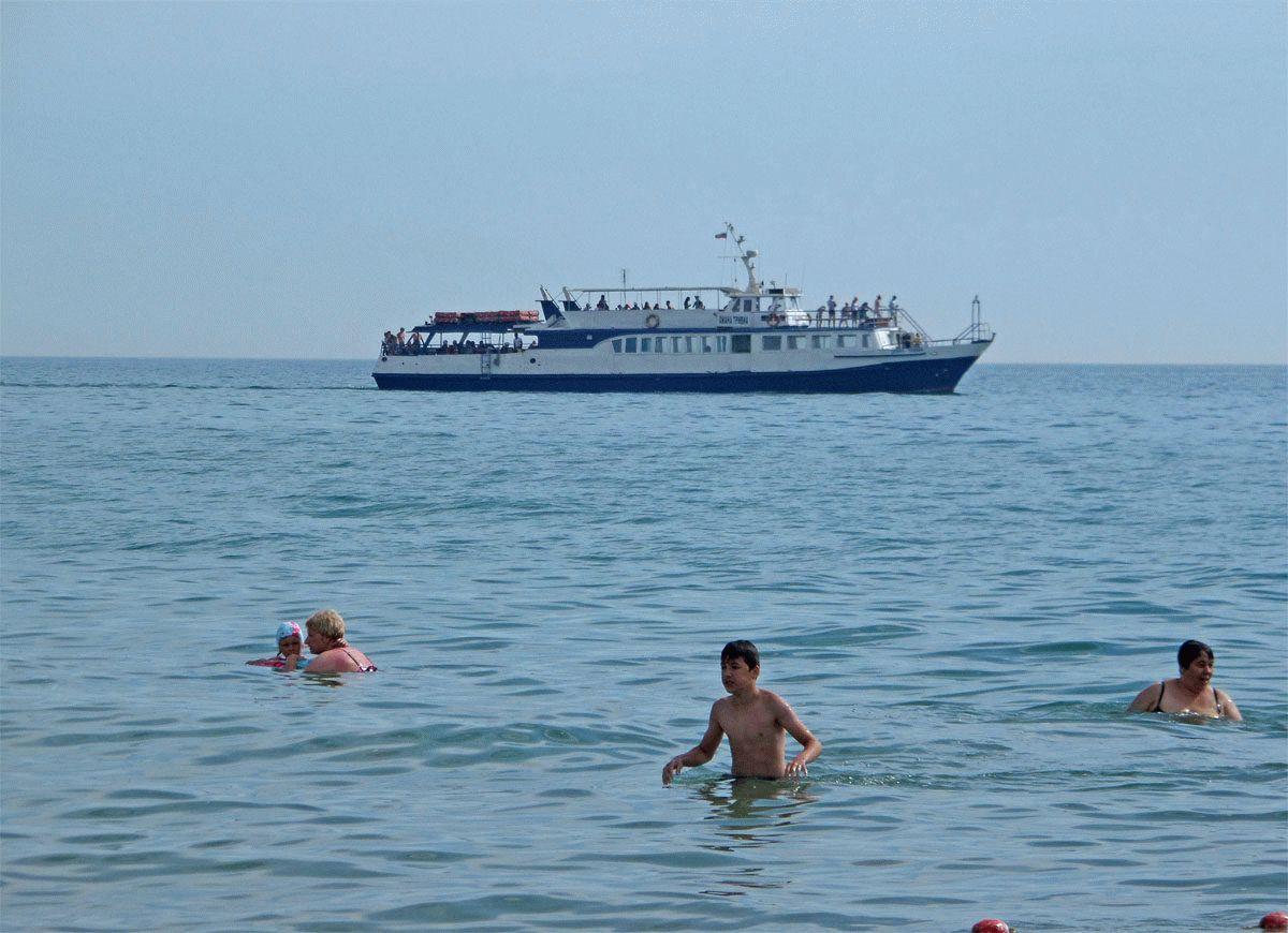 Бархатный сезон на Черноморском берегу