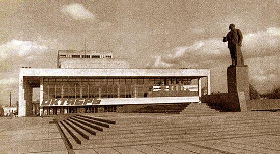 Симферополь во времена СССР