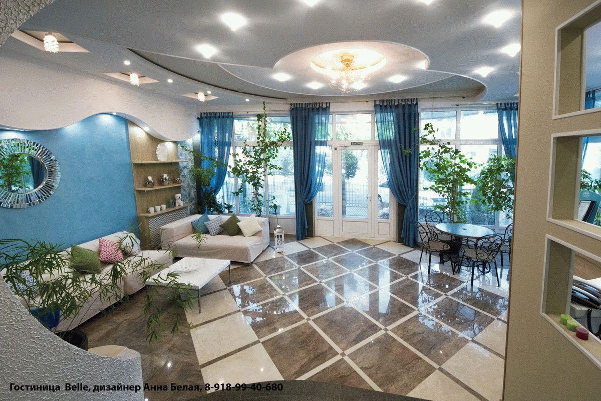 Дизайн интерьера в Анапе