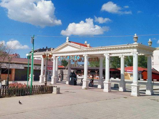 Достопримечательности Витязево