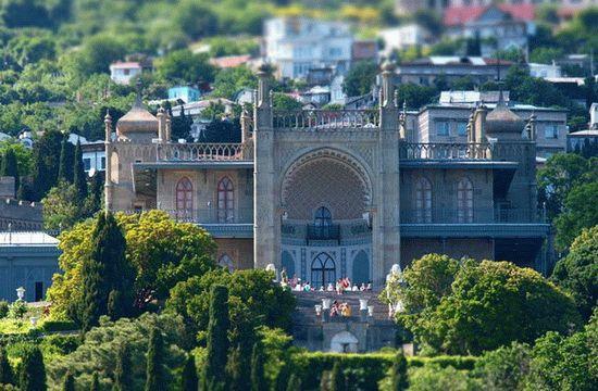 Достопримечательности Крымского полуострова