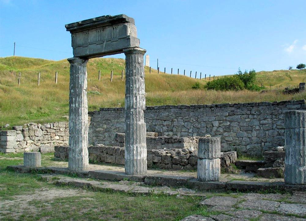 Древние курорты