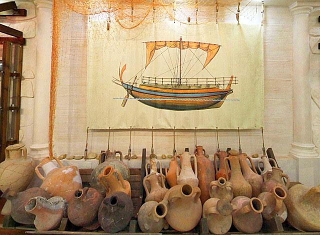 Музей древней Горгиппии