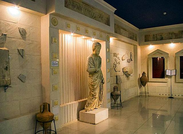 Музей под открытым небом Горгиппия