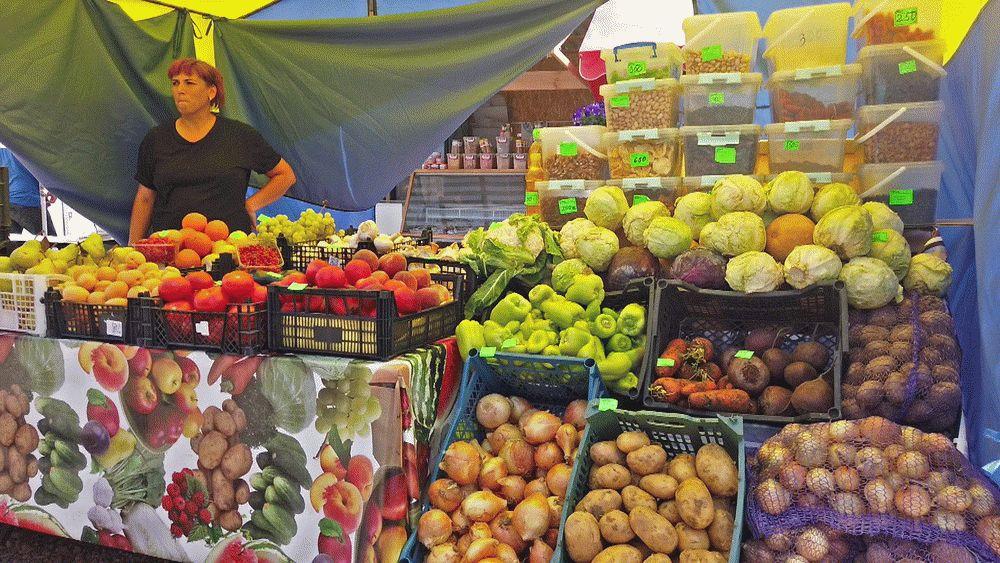 Сельхозпродукция в Анапе