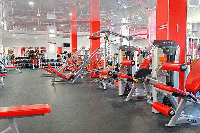 Фитнес клуб FitZone в Анапе