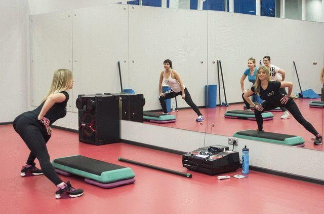 В Анапе есть несколько специализированных фитнес-центров